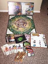 Dead Panic Board Game Zombie Game by Fireside Games 100% Complete