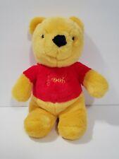 "Disney Winnie the Pooh Vintage Sears & Roebuck by Gund 10"" Plush Stuffed Animal"