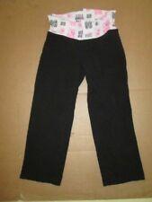 Womens Victoria'S Secret Pink athletic semi fitted capri pants Xs yoga running