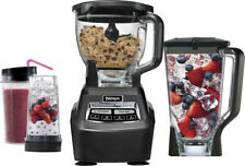 Ninja - Mega Kitchen System 72-Oz. Blender - Black Model:BL770 (NEW-IN-BOX)