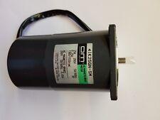 Oriental Motor AC magnetic brake motor and gearbox 4IK25GN-SM & 4GN18K gear head