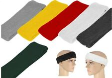 Distention Sports Towel Ribbon Headband Fitness Accessories Swetband Gym Unisex