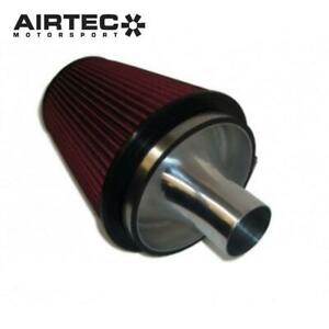 AIRTEC Group A Cone Filter with Alloy Trumpet for Cosworth - T3 & T34 Turbos