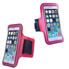 Étuis, housses et coques brassards rouge pour téléphone mobile et assistant personnel (PDA) Apple