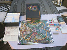 Quest of the Philosopher's Stone Fantasy Board Game First Edition 1986 Complete!