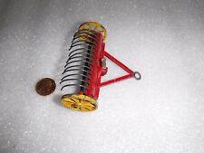 Vintage  Dinky Toys No. 324 Hay Rake Farm Tractor Model