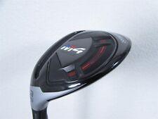 LH TaylorMade Golf M4 19* 3 Hybrid Stiff Flex Fujikura Atmos Red Graphite Shaft