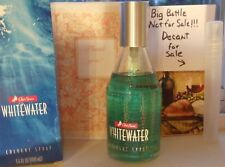Old Spice Whitewater Cologne~10ML Decant Travel Atomizer+FREE SHIPPING