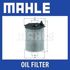 MAHLE Oil Filter - OX171/16D (OX 171/16D) - Genuine Part