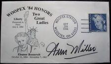 Ann Miller - Autographed Commemorative Cover - NM
