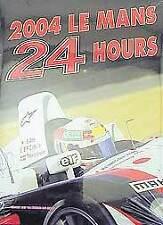 Book 2004 Le mans 24 Hours door C. Moity en J.M. Tessedre