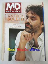 Rivista M&D MUSICA E DISCHI 646/2001 Andrea Bocelli Enzo Jannacci Litfiba No cd