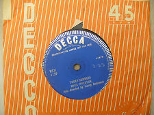 MIKE PRESTON TOGETHERNESS Decca 1139 one sided demo / promo