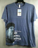 NWT NEW Dali & Davinci T shirt  Women's Size L