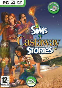 The Sims Castaway Stories (PC GAME) SHIPPING •ALWAYS FAST •ALWAYS FREE