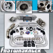 Celica GTS Matrix Corolla 2ZZ-GE 2ZZGE T3 T3/T4 T04E Turbo Kit Ram Horn Manifold