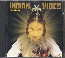 INDIAN VIBES - Remixes - CD 1994 NEAR MINT CONDITION