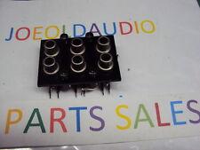Marantz 1060B Original RCA Jack Panel. Phono,AUX,ETC. Tested Parting out 1060B