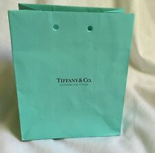 Tiffany & Co Empty Blue Bag No String 6 Inches High 5 Inches Wide