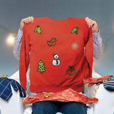 Create Your Own Christmas Jumper Make Your Own Decoration Sweater Festive Gift