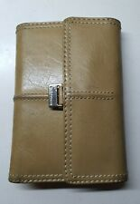 Pre loved Authentic LIZ CLAIBORNE bifold leather wallet