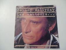 45 Tours JOHNNY HALLYDAY Les vautours , rien à jeter 876898