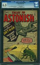 Valle to Astonish # 41 US MARVEL 1963 ANT MAN CGC 6.5 FN +