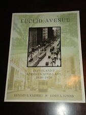Euclid Avenue - Cleveland's Sophisticated Lady - 1930 - 1970
