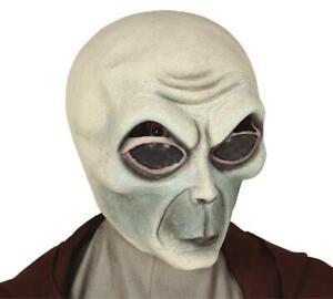 Maschera extraterrestre alieno in lattice