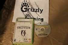USED The Elder Scrolls IV 4: Oblivion XBOX 360 (NTSC) Tested and Working!