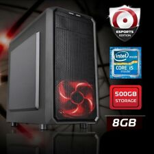 Origin PC INTEL i5  3.3GHz 3.70 GHz Max, 500GB HDD, 8GB Quad Core Gaming Desktop