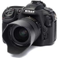 easyCover Nikon D500  Camera Protective Case Black Silicone SAME DAY SHIPPING