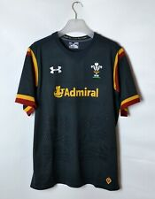 New listing WRU Wales Team Jersey Rugby Union Wales Green Under Armour Size XL