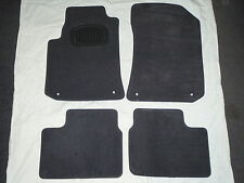 Rover 75 Car Mat Set GENUINE BRAND NEW Neptune Blue LHD