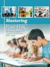 Mastering Past HSC Business Studies Papers & Responses 2011-2016