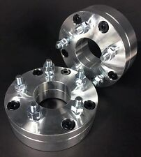 "2 X Wheel Spacers 4X100 Or 4X114.3 To 5X114.3 ( 5X4.5"" ) 