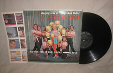 Vivian Blaine Songs From the Great White Way 1957 LP Guys & Dolls