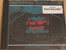Premature Ejaculation-AnesthesiaCD(Christian Death,Rozz Williams,Cinema Strange)