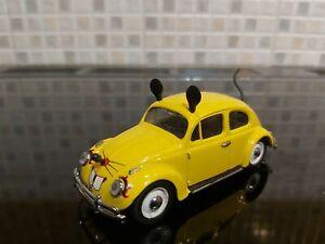 VITESSE 1955  Volkswagen Beetle Yellow Mouse