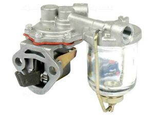 FUEL LIFT PUMP WITH GLASS BOWL FOR MASSEY FERGUSON 35 135 145 152 TRACTORS