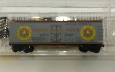 New ListingMicrotrains N scale Robin hood Beer Freight car 49450 kadee style couplers