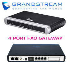 Grandstream GXW4104 Analog 4 FXO Port VoIP Gateway for Small Business