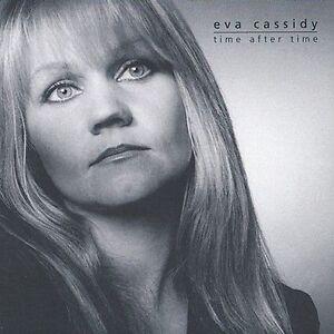 Eva Cassidy : Time After Time Folk 1 Disc CD
