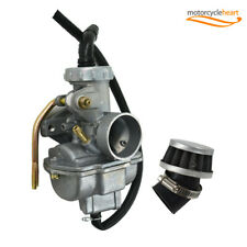 NEW Carburetor W/ Air Filter For Honda XR50 CRF50 XR80 XR80R Carb
