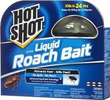 Hot Shot 95789 Mini Ultra Liquid Roach Bait, 6 Count Each