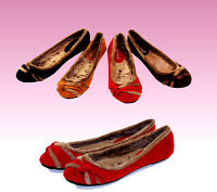 Sami-27 New Fashion Slip On Casual Party Flats Office Winter Warn Women's Shoes