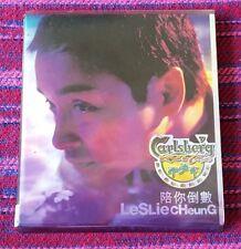 Leslie Cheung ( 張國榮) ~ 陪你倒數 ( Malaysia Press ) Cd
