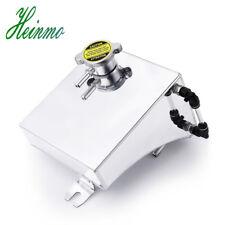 For KA24DE KA24E 240SX S13 SR20DET Alloy Coolant Overflow Tank Reservoir Kit