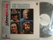 PROMO WHITE LABEL / THE GOLLIWOGS PRE-CREEDENCE / WITH OBI