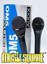 Audix OM5 Dynamic Hypercardioid Vocal Mic OM 5 Microphone MUSIC SQUARE!
